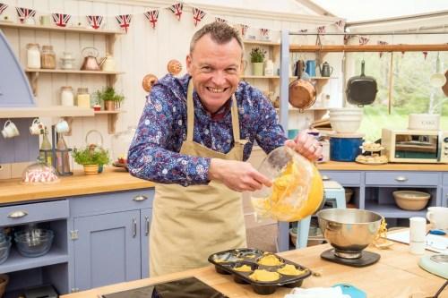 Medium Of Great British Baking Show Season 5