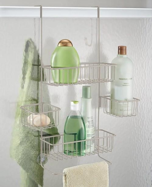 Medium Of Adjustable Bathroom Shelves