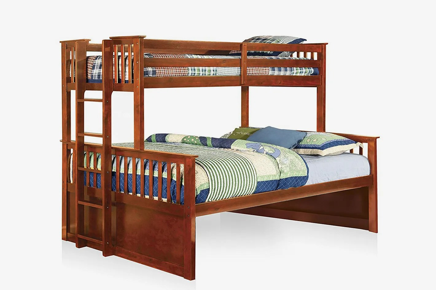 Fullsize Of Twin Over Queen Bunk Bed