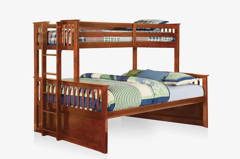 Large Of Twin Over Queen Bunk Bed