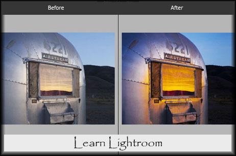 Learn Lightroom