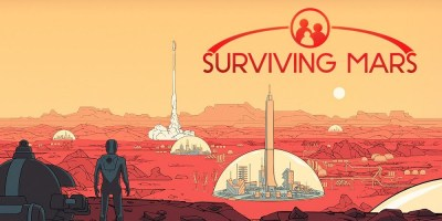 SimCity in Space Surviving Mars Coming in March