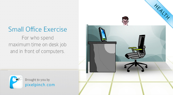 Easy Office Exercises For Desk Workers