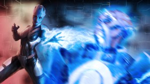 Liara Mass Effect (2)