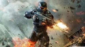 Crysis 2 shooter Wallpaper