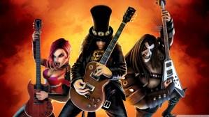 Guitar Hero 3 The Legends Of Rock Wallpaper