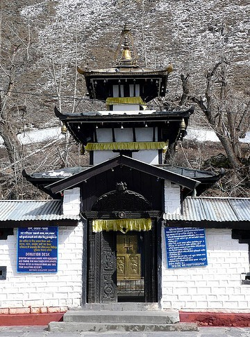 Muktinath Famous Hindu Temples & Shrines of Nepal Part 2
