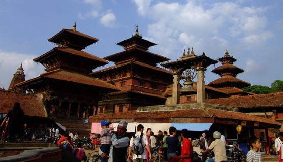 Patan Durbar Square 7 UNESCO Listed Heritage Sites of Nepal (within Kathmandu Valley)