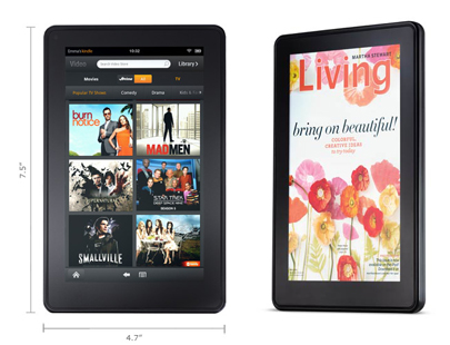 Amazon Kindle Fire 2 Amazon Kindle Fire Tablet Best eReader Review