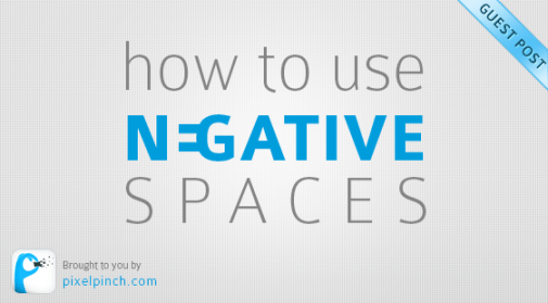 negativespc Case Study: How To Use The Negative Space