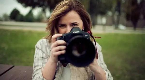 women cameras canon