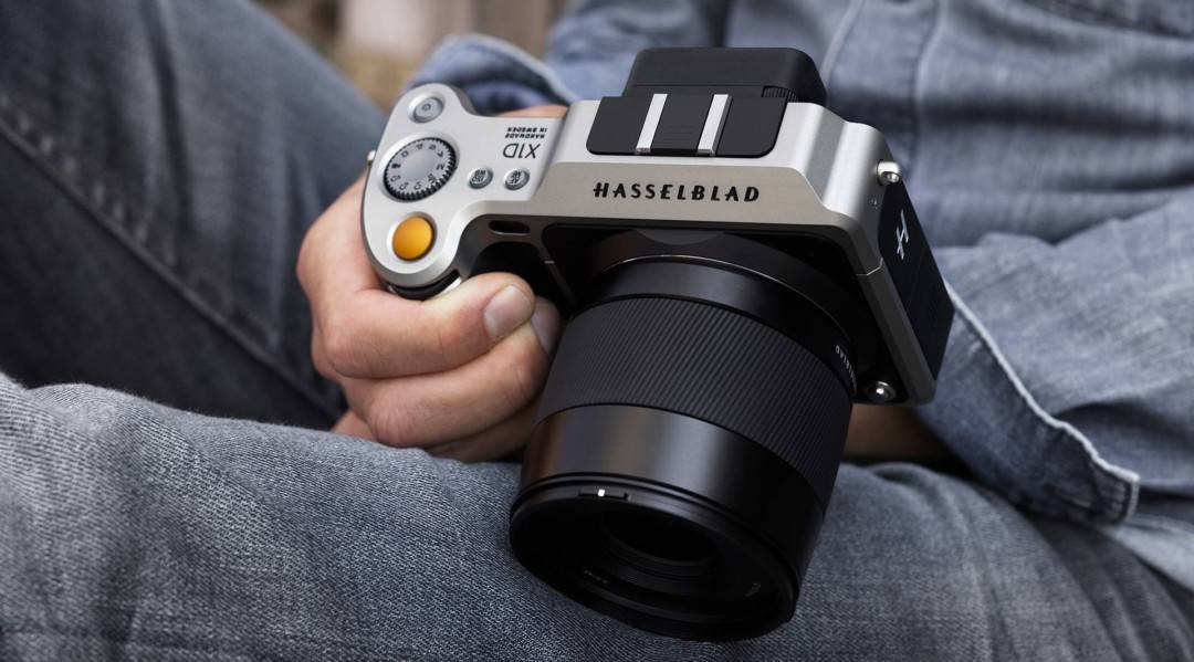 Hasselblad Launched This X1D Mirrorless Camera