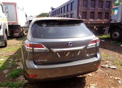 UK Detectives Find Million Dollar Fleet Of Cars In Uganda | Vehicles