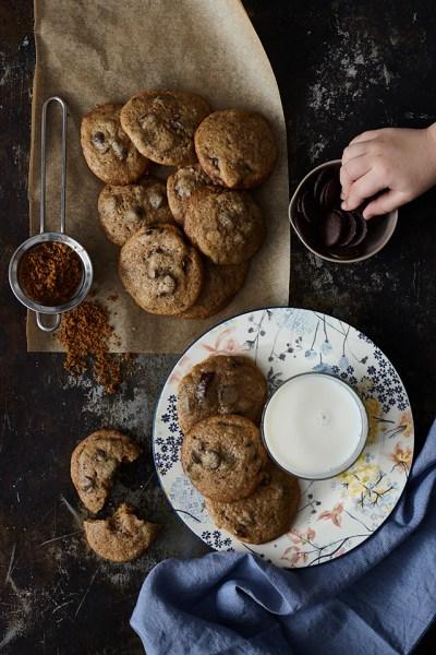 Para peques: Dos tipos de galletas caseras