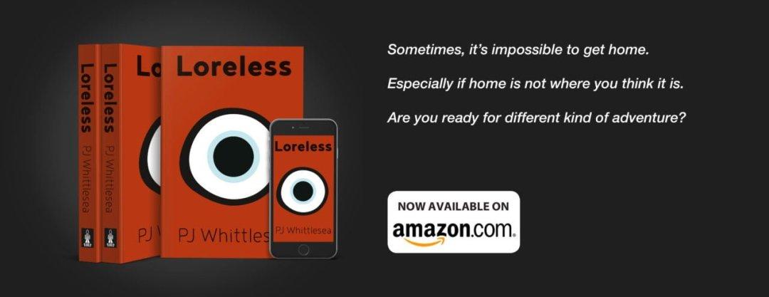 Get Loreless on Amazon