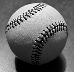 Baseball - Creative Commons