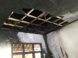 Musibah Kebakaran Pondok Modern Darul Falach