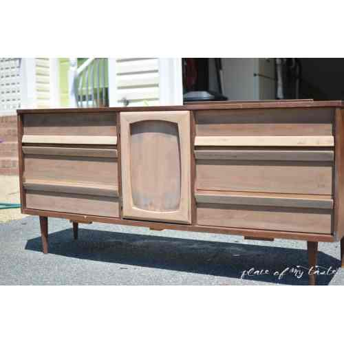 Medium Crop Of Mid Century Dresser