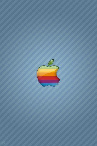 colorful apple - 100 fondos de pantalla para Android y iPhone - Planeta Red