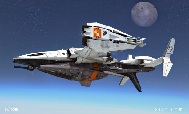 destiny art ship