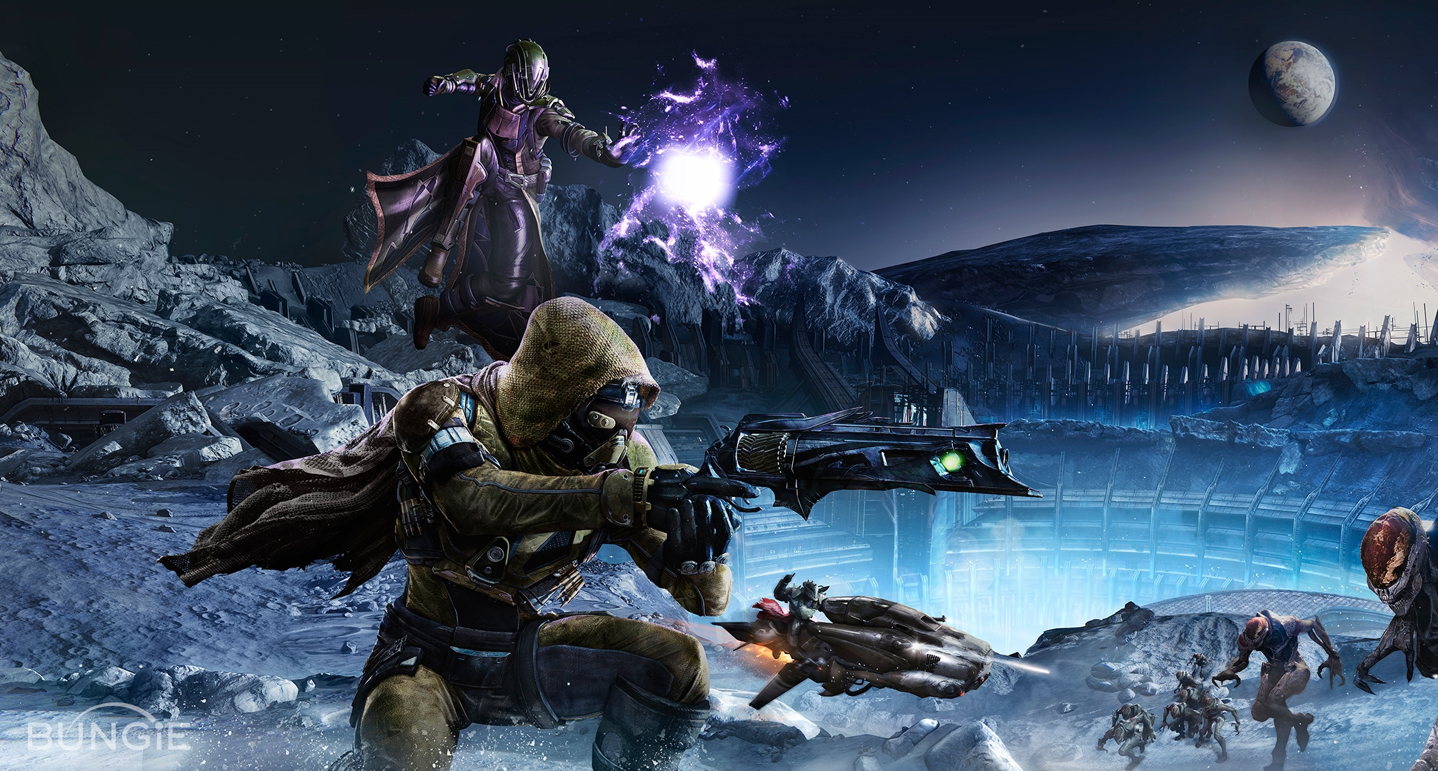 Destiny wallpapers destinynews net