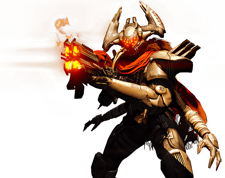 destiny fallen captain - photo #11