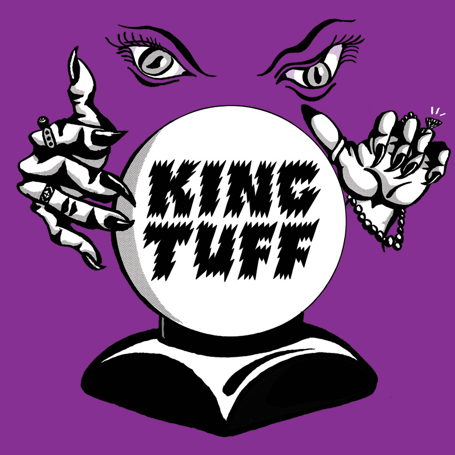 KING TUFF – Black Moon Spell