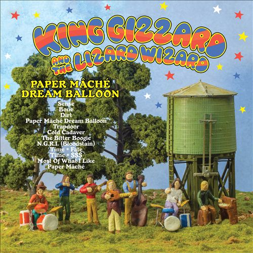 KING GIZZARD & THE LIZARD WIZARD – Paper Maché Dream Balloon