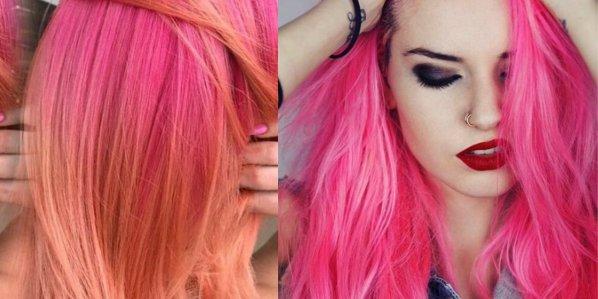 pink-neon-hair-colors