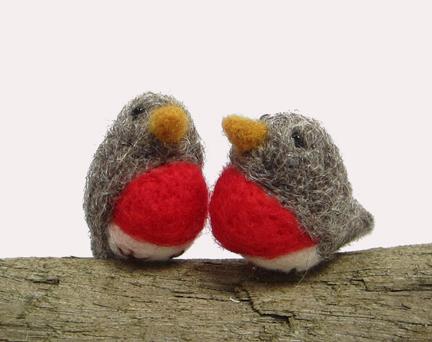 needlefelt robins