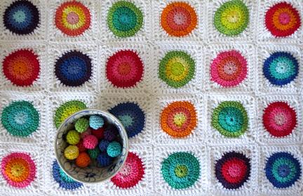 crochet circles crochet balls