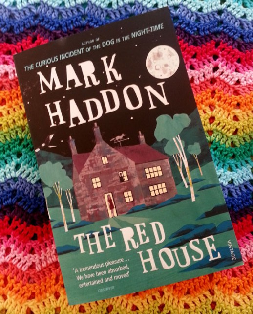 Mark Haddon - The Rewd House - A Year in Books