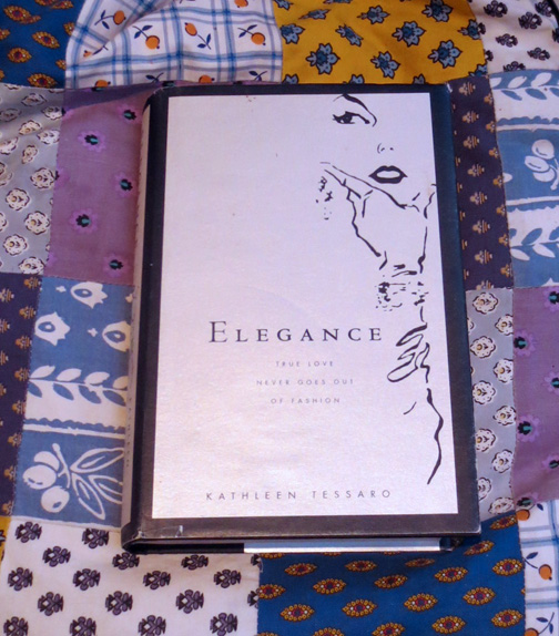 Elegance by Kathleen Tessaro - A Year in Books