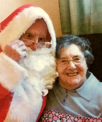 A visit from Santa - Happy Friday