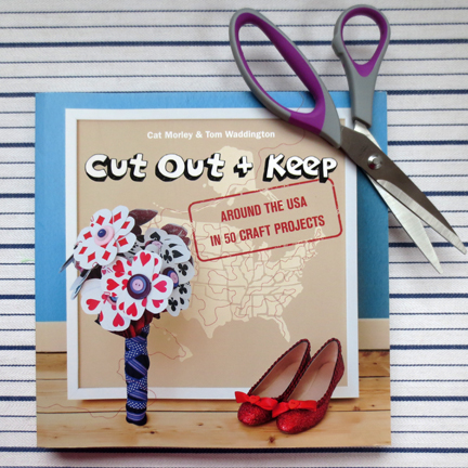 Cut Out + Keep - Cat Morley & Tom Waddington