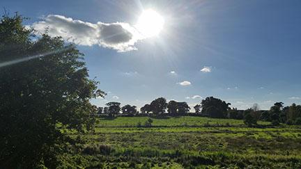 September sunshine - Norfolk UK