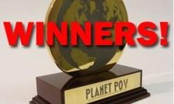 Planet Award - Winners