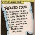 bizarro code
