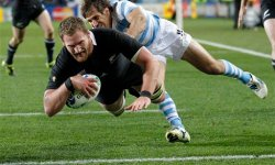 New Zealand WCUP Rugby World Cup Argentina
