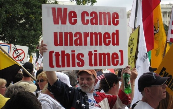 we-came-unarmed