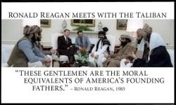 Reagan Taliban