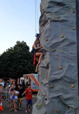 community night out 2014