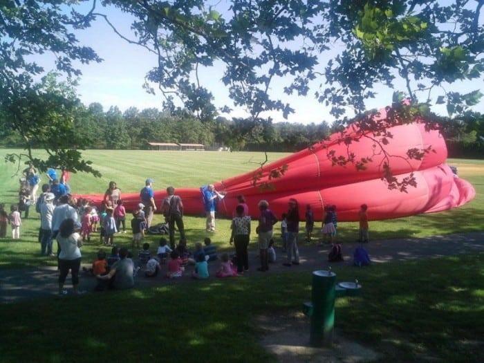 balloon community park