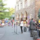 Sixth Annual McCarter Theatre Block Party Tonight