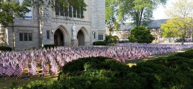 9/11 St. Paul's