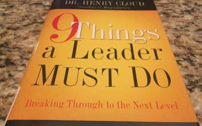 9 Things a Leader Must Do – A Review