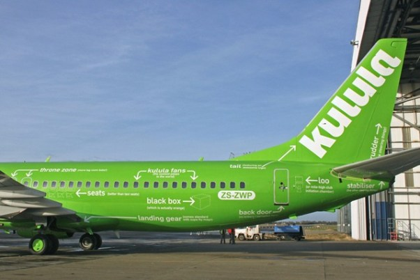 Kulula Airlines Flying 101 Meeting Planning