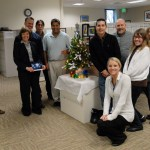 CDFA Audits Office holiday visit