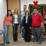 CDFA Inspection Svcs holiday visit
