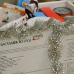 Organizations benefitting from CDFA employees' holiday charitable campaigns include the Sacramento SPCA, Women Escaping a Violent Environment (WEAVE), Loaves & Fishes, TLCS (psychosocial rehabilitation), Sacramento Food Bank & Family Services...